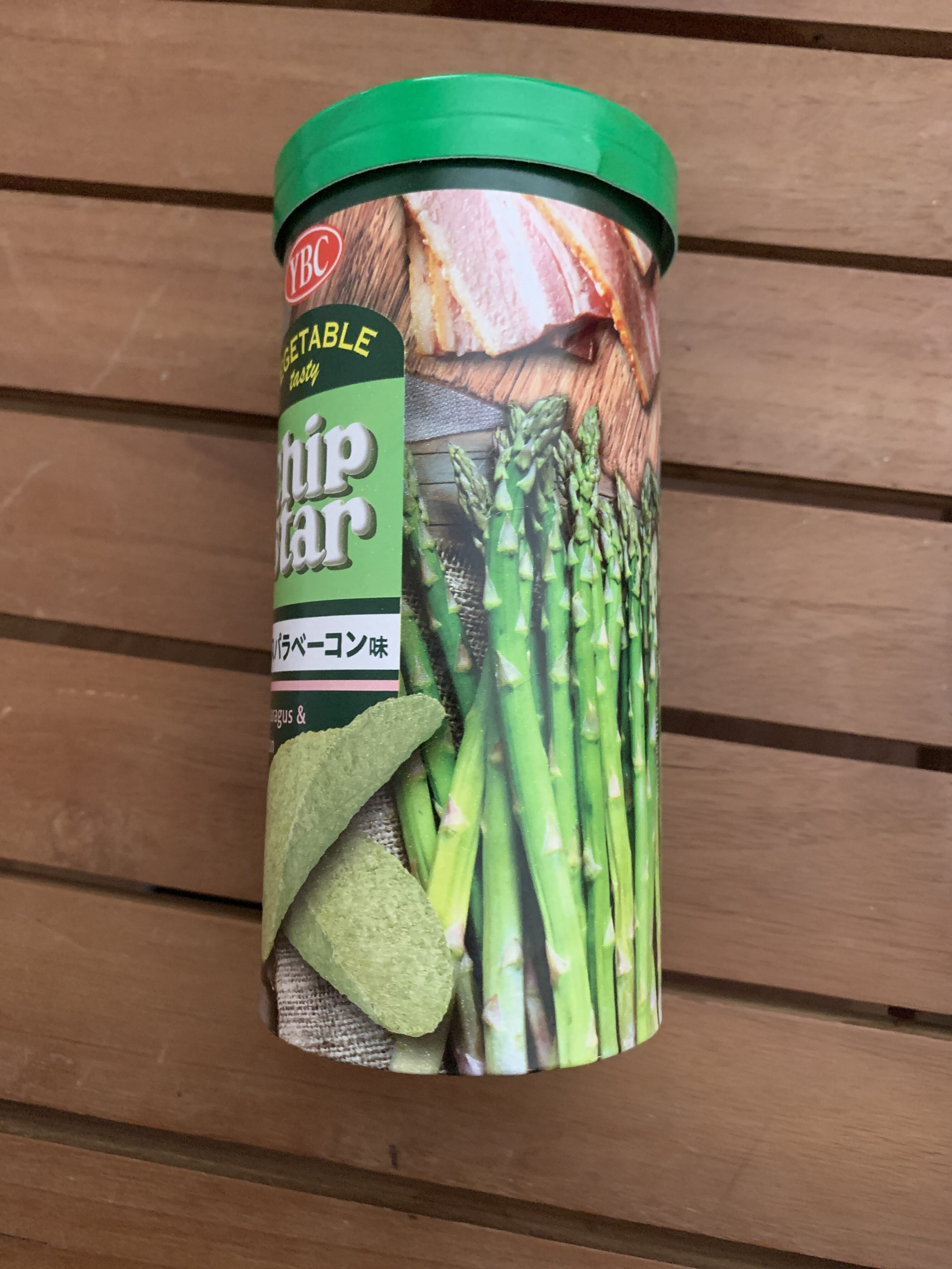 Chip Star Asparagus & Bacon - Product - ja