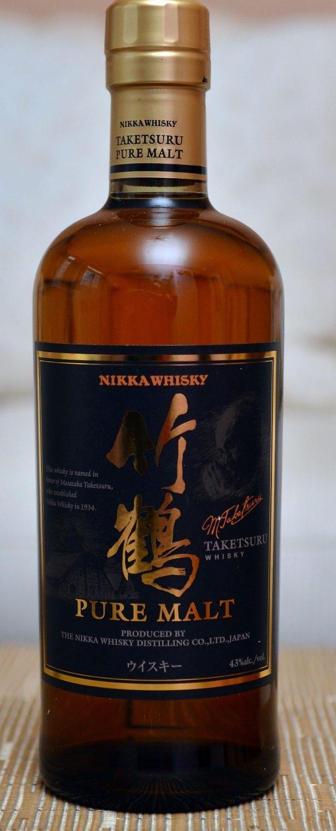 Taketsuru Pure Malt - Product