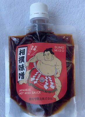 Japanese hot miso sauce - Produit - fr