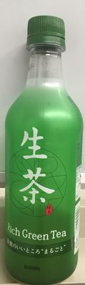Kirin Japanese Rich Green Tea 17.7 FL Oz - 製品