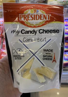 My Candy Cheese Camembert - Produit - fr