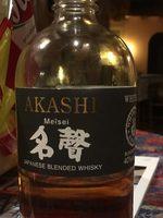 Akashi Meisei Japanese Blended Whisky - Product