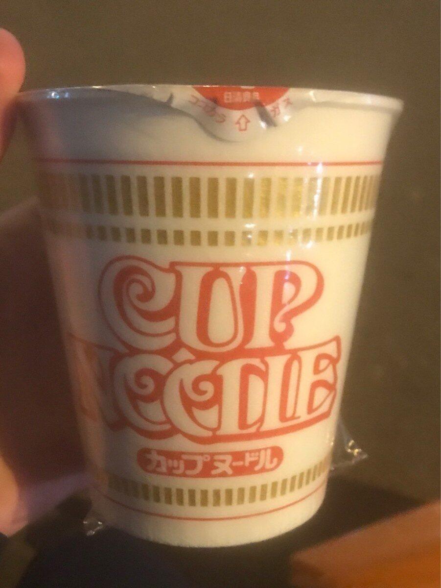 Nissin Cup Noodles Beef 77G - Produit - fr