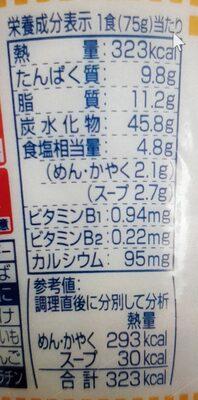Cup Noodle Sea food - 3