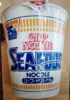 Cup Noodle Sea food - Produit - fr