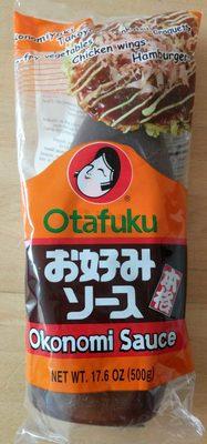 Okonomi Sauce - Produkt