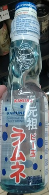 Limonade Ramune - Product