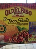 12 Crunchy Taco Shells - Product