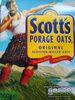 Oats Porridge Scott's - Product