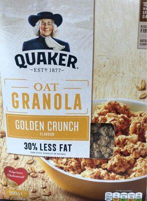 Granola golden crunch - Product
