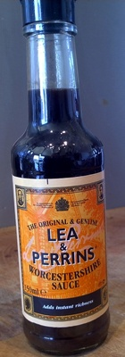 Worcestershire Sauce - Product - fr