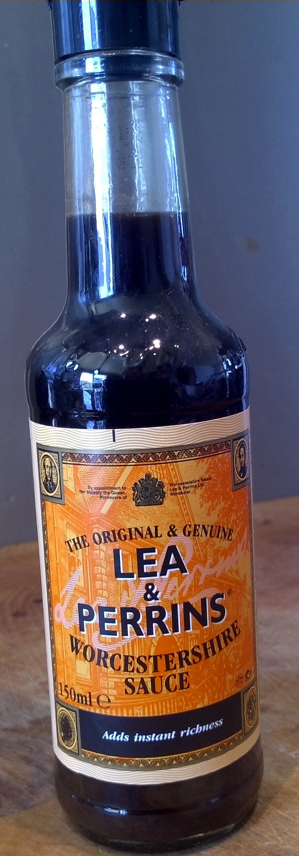 Lea Perrins Worcestershire Sauce 150 Ml E 170 G