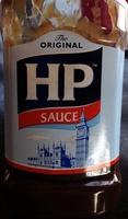 HP Sauce - Produit - fr