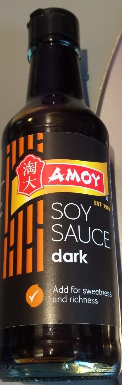 Amoy Dark Soy Sauce 150ml - Product