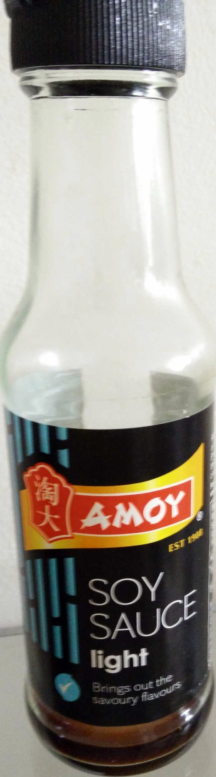 Soy sauce light 173 g - Product