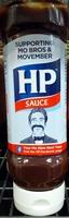 HP Sauce - Produit - en