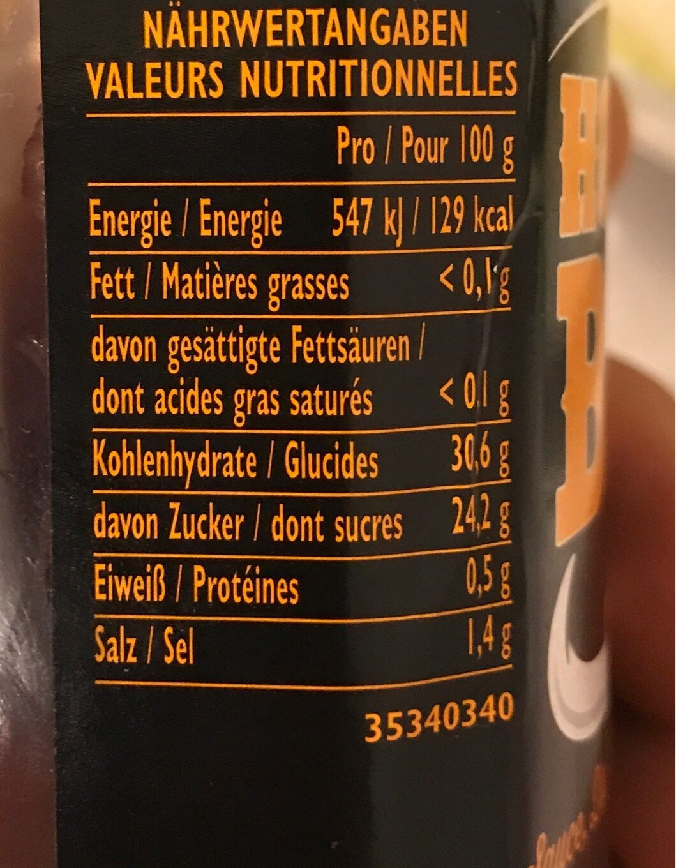 HP Honey Woodsmoke BBQ Sauce - Producto - fr