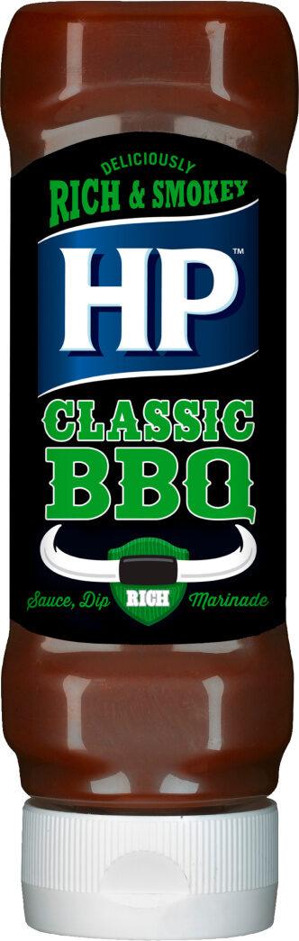 HP Classic BBQ Sauce - Product - en