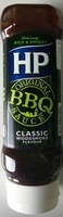 HP CLASSIC BBQ DELICIOUSLY RICH & SMOKEY - Product