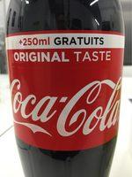 Coca-Cola original taste - Prodotto - fr