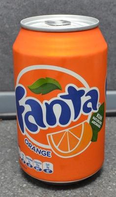 Fanta Orange - Product