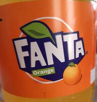 Fanta Orange - Informations nutritionnelles - de