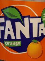 FANTA Orange - Product - de