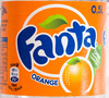 Fanta Orange - Product