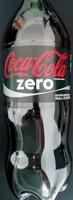 Coca-Cola zero - Produit - de