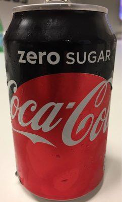 Coca Cola zéro - Product