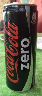 Coca Cola Zero - Prodotto - fr