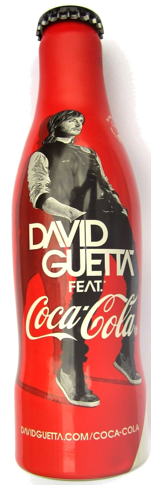 DAVID GUETTA feat Coca Cola - Prodotto - fr