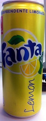 Fanta lemon - Product