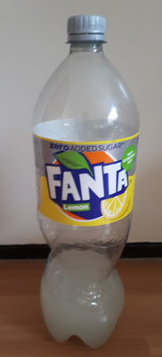 Fanta Lemon 1.5L - Product