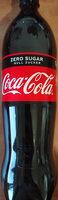 Coca-Cola Zero Sugar - Product - de
