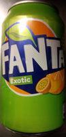 Fanta Exotic - Product
