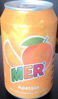 MER Apelsin - Prodotto - sv