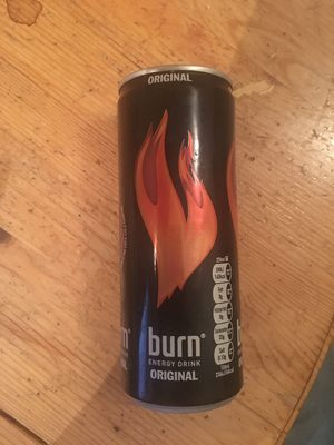 Burn Energy Drink Original - Product - en