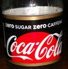 Coca-Cola Zero sugar Zero Caffeine - Produkt