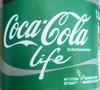 Coca-Cola life - Product