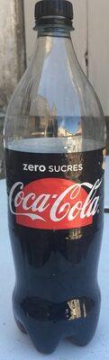 Coca-Cola zero® sans sucres - Product - fr