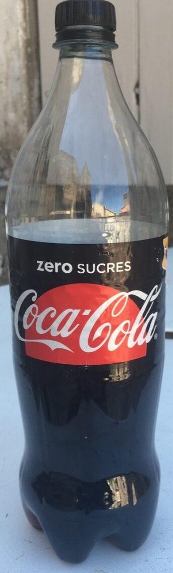 Coca-Cola zéro sucres - Produkt - fr