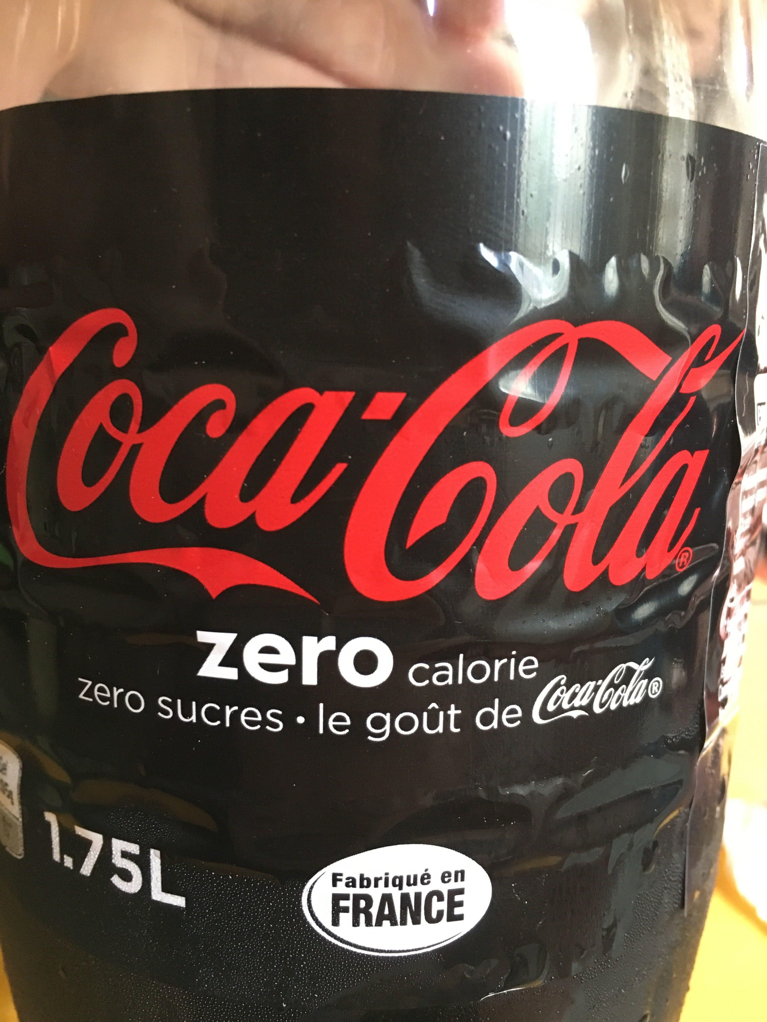 Coca Cola® zéro sucres - Producto - es