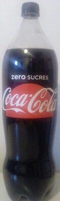 Coca-Cola zéro sucres - Product - fr
