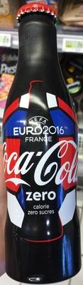 Euro 2016 - Boisson rafraîchissante zéro calorie zéro sucres - Prodotto