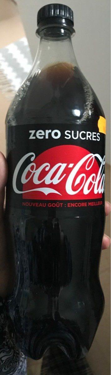 Coca-Cola Zero Sucres - Prodotto - fr