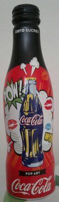 Coca-Cola zéro sucres - Prodotto - fr