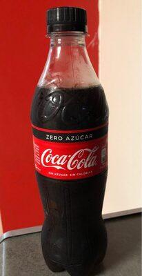 Coca Cola Zero Azúcar - Product