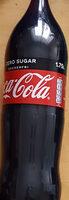 Coca-Cola Zero Sugar - Sockerfri - Prodotto - sv