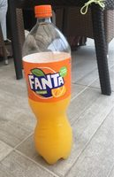 Fanta orange - Produit - fr